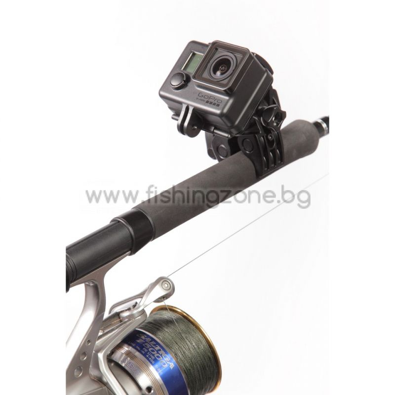 Fishing zone gopro sportsman mount for Best gopro for fishing