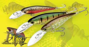 Lucky Craft Bevy Shad 55 SP