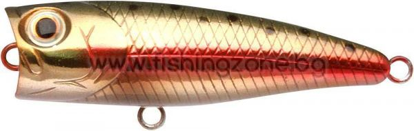 Lucky Craft Bevy Popper 50 Engaged Super Rainbow