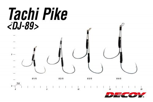 Decoy Twin Pike DJ-88