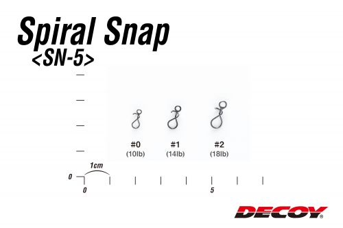 Decoy Spiral Snap SN-5