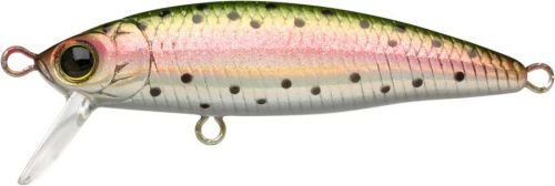 Lucky Craft Bevy Minnow 45SP Laser Rainbow Trout