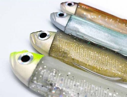 Fiiish Black Minnow No3 Combo EU Color Pack