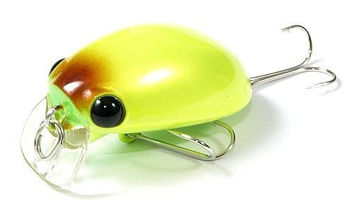 Lucky Craft Gengoal 35 S - Insect Yellow