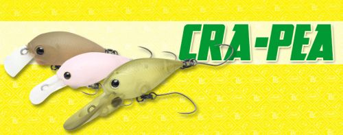 Lucky Craft Medium Cra-Pea SFT
