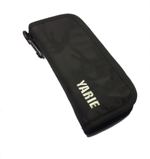 Yarie 924 Slim Wallet Black