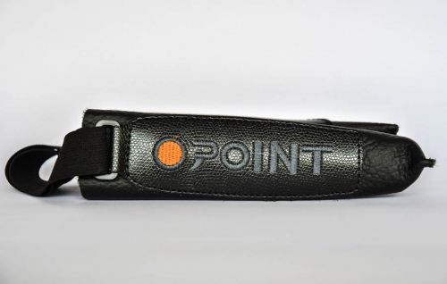 Orange Point Rod Protector Black/Black
