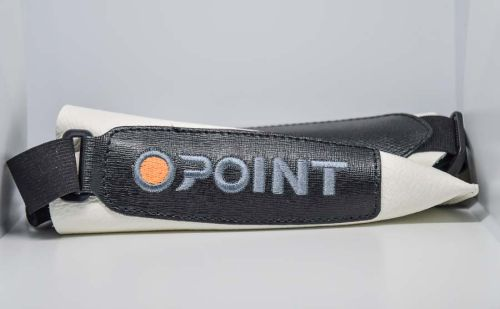 Orange Point Rod Protector White