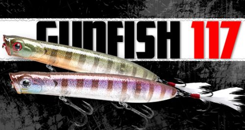 Lucky Craft Gunfish 115