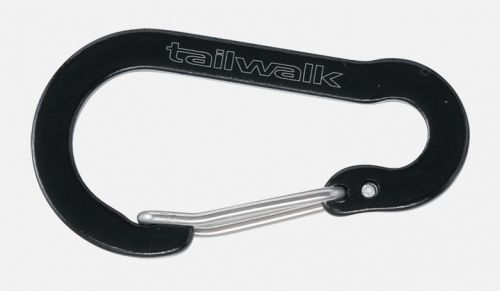 Tailwalk Karabiner Black