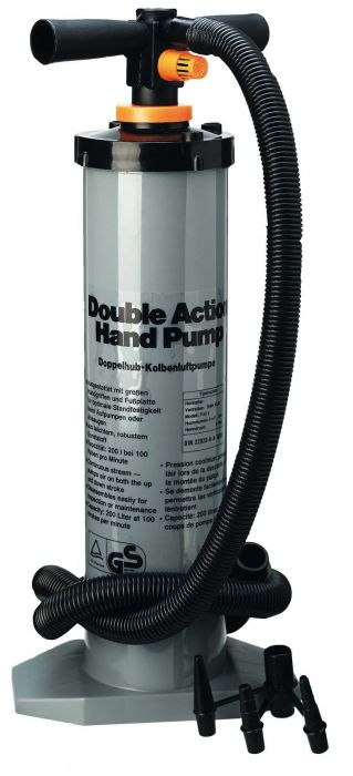 R.T. Air Pump - Double Action