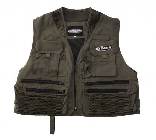 R.T. Ontario Fly Vest XL Dusty Olive
