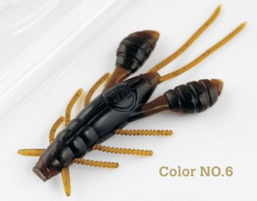 Lurefans Mini Force Craw #6