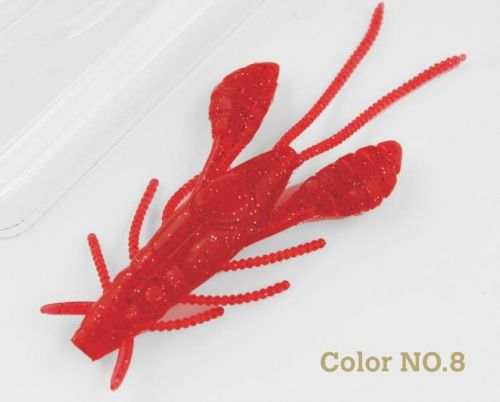 Lurefans Mini Force Craw #8
