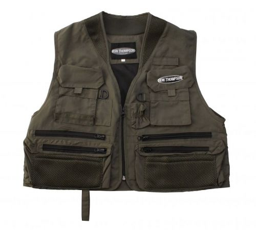 R.T. Ontario Fly Vest XXL Dusty Olive