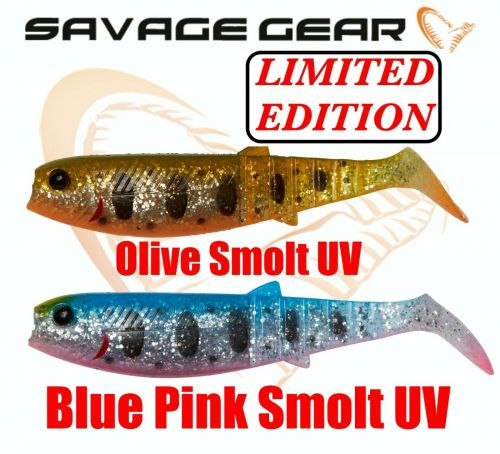 Savage Gear Cannibal Shad Limited 8cm