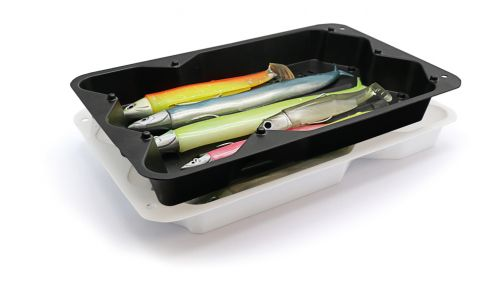 Fiiish Storage Trays for soft lures - 2 pieces