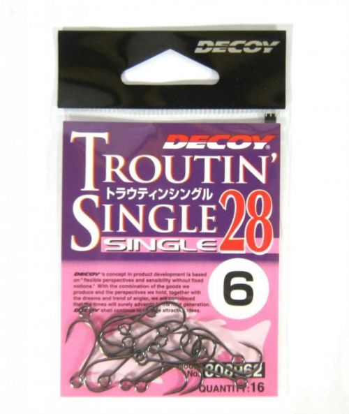 Decoy Troutin' Single 28