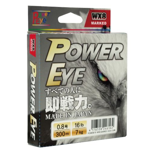 Power Eye WX8 Marked