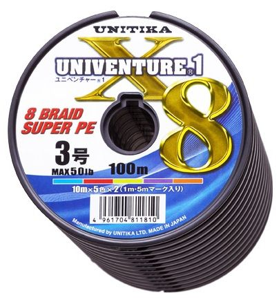 Unitika Silver Thread Eye Catch || 150 m