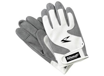 Gloves Shout - White