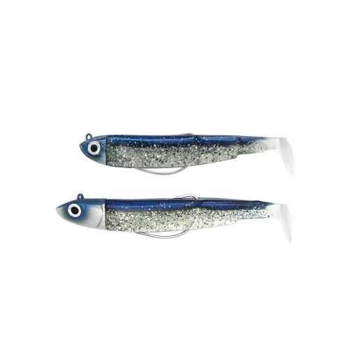 Fiiish Black Minnow Combo  №3 - 12 cm, 25g Barracuda Tour