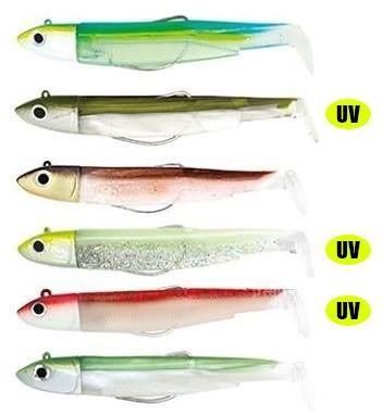 Fiiish Black Minnow No2 Combo EU Color Pack  - 9 cm, 10g